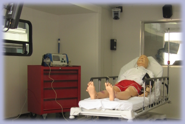 simulated interactive advanced medical education center online web