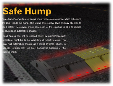 LED Speed Hump